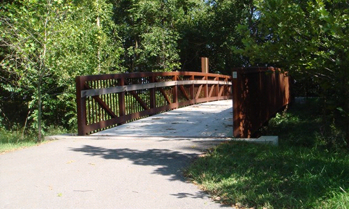 Defiance Trail Pedestrian Bridge
