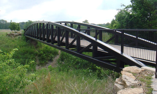 Rabbit Run Park Bridge