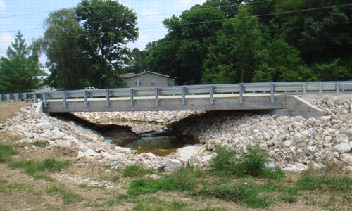 Butcher Branch Road Bridge